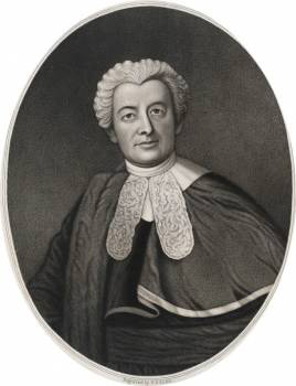 Sir James Dowling, Chief Justice of the Supreme Court of New South Wales. Arrived in Australia on the Hooghley in 1828