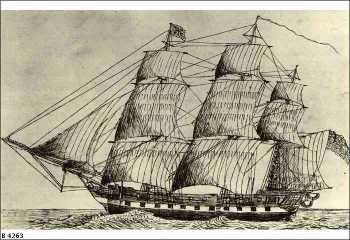 Convict Ship Buffalo 1837