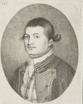 Lieutenant-General Francis Grose was a British soldier who commanded the New South Wales. He arrived in Australia on the Pitt in 1792 Corps