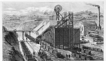 Coal Works at Newcastle