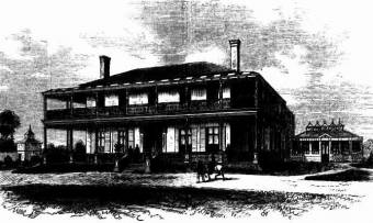 Duckenfield House - Sydney Mail 14 February 1880