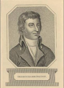 George Barrington - Liverpool : published by Nuttall, Fisher & Dixon, Feb.1, 1810 - National Library of Australia