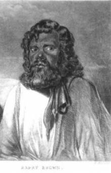 Harry Brown of the Lake Macquarie tribe accompanied Ludwig Leichhardt on his 1844 expedition