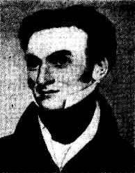 James Busby c. 1833