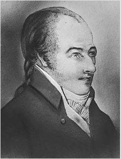 James Mileham (1763-1824), by unknown artist - Australian Dictionary of Biography. State Library NSW
