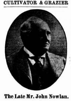 John Nowlan, son of Timothy Nowlan