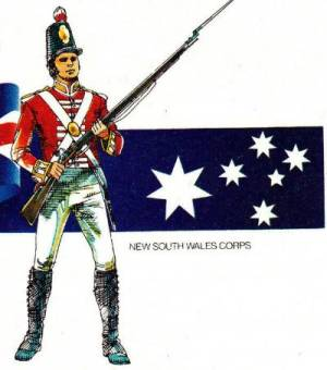 Soldier of the NSW Corp