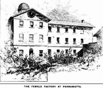 Parramatta Female Factory