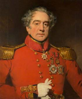 Major-General Sir Patrick Lindesay - Scottish National Portrait Gallery