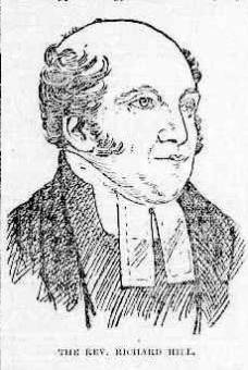 Rev. Richard Hill