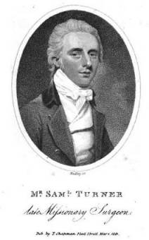 Samuel Turner - Surgeon - Evangelical Magazine