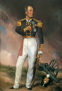 General Sir Charles Menzies, KCB, KH, KTS (1783�1866) Royal Marines Museum