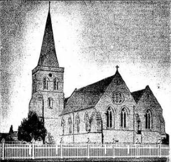St. Alban's Church Muswellbrook - Australian Town and Country Journal (Sydney, NSW : 1870 - 1907) Sat 10 Apr 1897