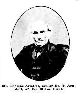 Thomas Arndell. Australian Town and Country Journal 25 Dec 1907