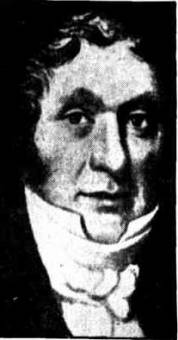 Portrait of Surgeon William Redfern