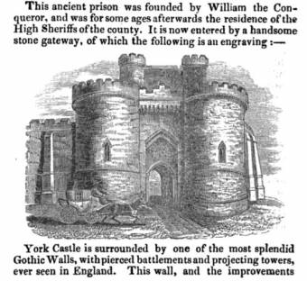 York Castle - A New Guide for Strangers and Residents in the City of York - Google Books